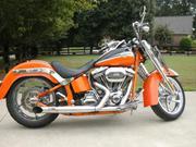 2010 - Harley-Davidson Softail Convertible CVO